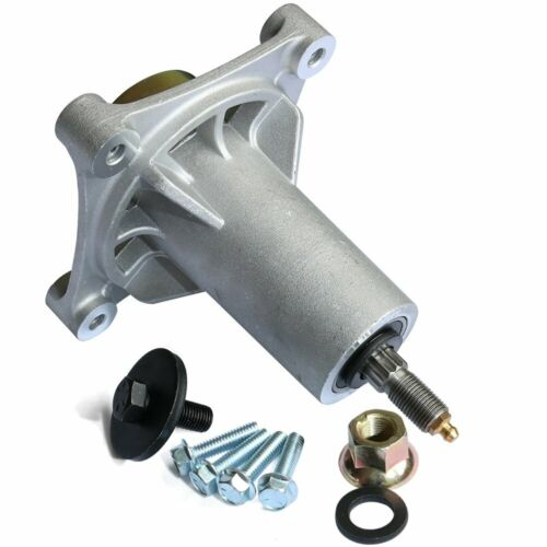 """Husqvarna 48/"""" 4 Bolt Mower Deck Spindle Assembly Replaces 532187292"""