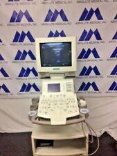 Siemens Sonoline G50 Digital Ultrasound System With L10 5 Probe Transducer