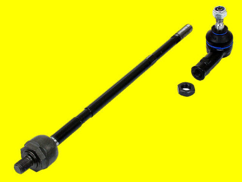 Front RIGHT Passenger Steering Tie Rod Assembly w// End  for Volkswagen TRW Rack