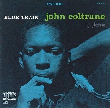 Blue Train by John Coltrane (CD, Feb-1987, Blue Note (Label)) (cd8831)