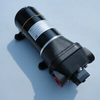 High Pressure Water Pump 12 V Dc 40 Psi 4.5 Gpm. Fittings Hot-selling