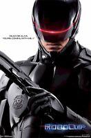 Robocop 2014 Movie Poster Dead Or Alive 22x34 Joel Kinnaman Robot