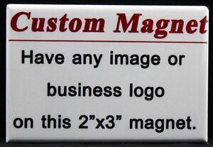 CUSTOM-ORDER-2-034-X-3-034-Fridge-Locker-Magnet-You-Choose-the-Image-Unique-Gift