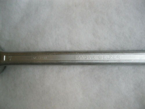 Sandvik Belzer Doppelringschlüssel gekröpft 46x50 mm Schrauben Ringschlüssel