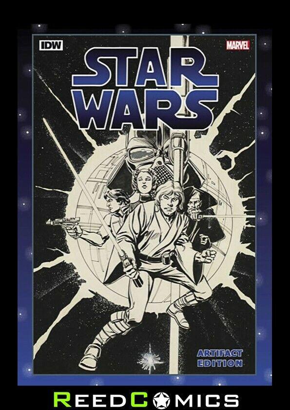 IDW Star Wars Artifact Edition SEALED NEW IN BOX 1st Chaykin
