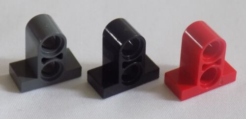 **LEGO TECHNIC PIN CONNECTOR PLATE 1x2 WITH 2 HOLES 32530 FREE UK p/&p **