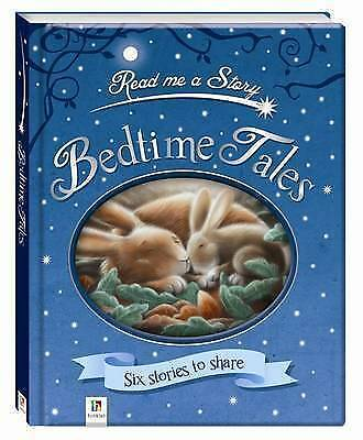 Bedtime Tales Read Me a Story by Hinkler Books (Hardback, 2013)