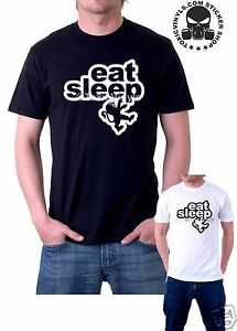eat sleep peugeot mens t shirt funny pug 106 206 306 207 307 peugeot t shirt ebay. Black Bedroom Furniture Sets. Home Design Ideas