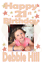 Large Personalised Birthday Poster Banner Photo Rose Gold 40th 50th 60th 70th 80