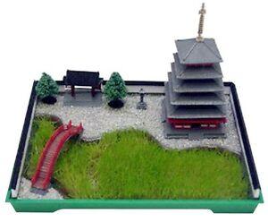 Details About From Japan Miniature Japanese Garden Hakoniwa Zen 1/250 Scale