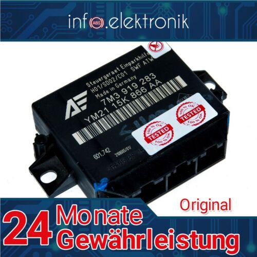Parking Sensor Steuergerät PDC 7M3919283 YM2115K866AA VW SHARAN