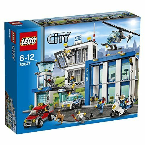 Sealed LEGO City 60047 Escape from the Police Station NEW FREE SHIPPING