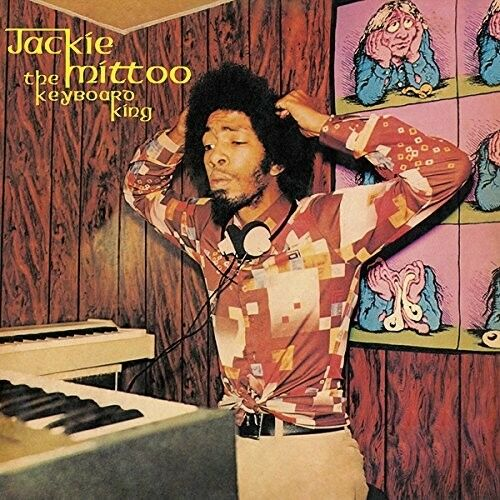 JACKIE MITTOO - THE KEYBOARD KING   CD NEW!