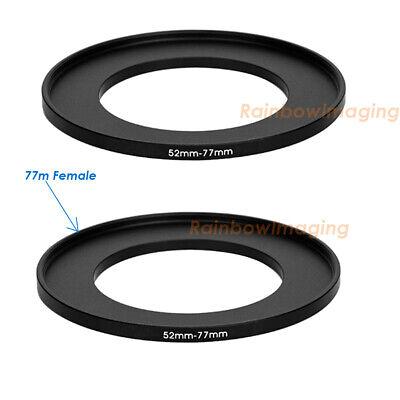 Adaptador filtro step-down ring 77mm-52mm