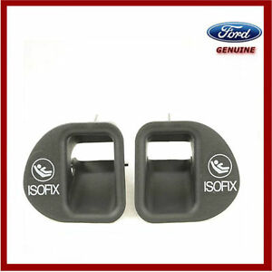 genuine ford c max focus rear left or right isofix. Black Bedroom Furniture Sets. Home Design Ideas