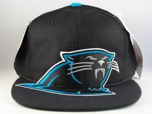Image is loading Carolina-Panthers-NFL-Vintage-Snapback-Cap-Hat-American- a15116771
