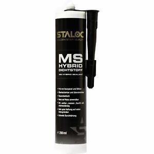 STALOC Premium Kleb- und Dichtstoff MS Hybrid | weiß | 290 ml
