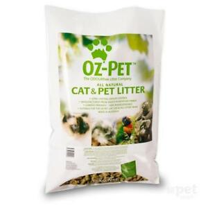NEW-Oz-Pet-All-Natural-Cat-amp-Pet-Litter-15kg