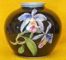 """Fine Vintage ROSENTHAL """"Cattleya"""" Orchid VASE, 1942"""