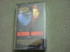 SEALED RARE OOP Alison Moyet CASSETTE TAPE Alf YAZOO Little Roosters INVISIBLE !