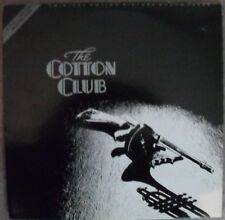 ORIGINAL SOUNDTRACK - The Cotton Club-1984 UK Geffen 15-trk vinyl LP-JOHN BARRY