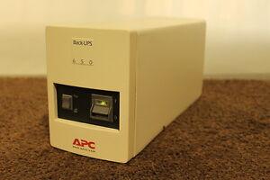 Details about APC BK650mi UPS - 410 watt - new batteries installed - 12  Month RTB warranty
