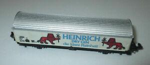 Baur-Wagon-avec-Parroi-Coulissant-2achs-034-Heinrich-Dry-Gin-034-gt-Neuf