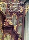 J.S. Bach: Complete Preludes and Fugues for Organ by Johann Sebastian Bach (Paperback, 1985)