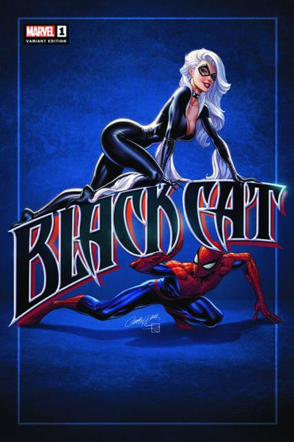 Black Cat #1 J Scott Campbell Exclusive Spider-Man Variant Limited 3000 Copies