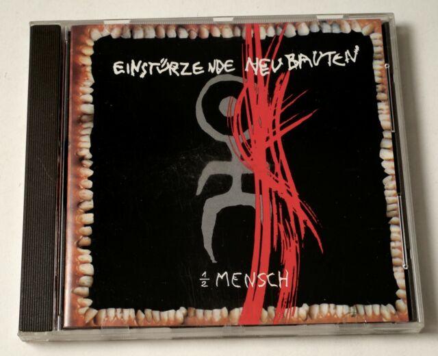 Einstürzende Neubauten / 1/2 Mensch CD 1986 France VG+