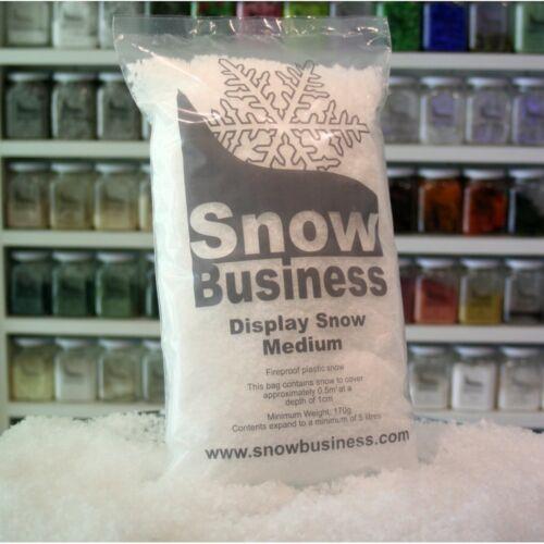 Display Snow Medium 5L Christmas Home Shop Decoration Fake Decoration Artificial