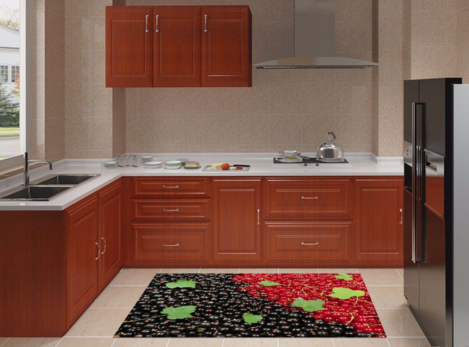 3D Fruit 87 Kitchen Mat Floor Murals Wall Print Wall AJ WALLPAPER UK Kyra
