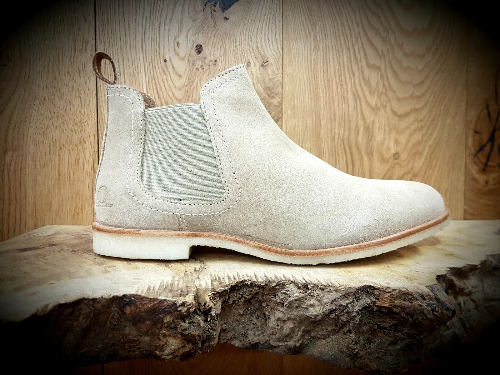 CHATHAM // Tori // Damenschuhe Sand / Tan  Cheslea Stiefel // NEW For SS18