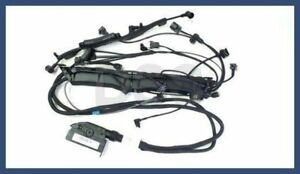 genuine mercedes w140 s320 engine wiring harness fuel injection oem rh ebay com au Mercedes W140 AMG Mercedes W124