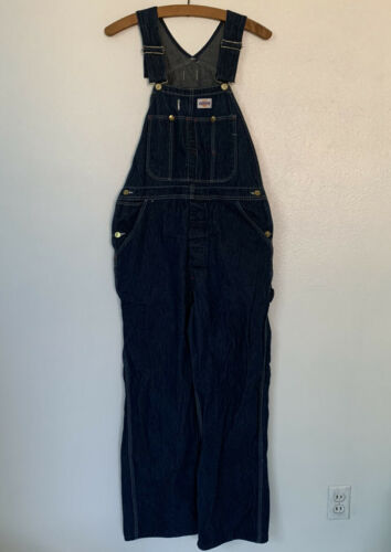 dickies jeans overalls size 34x31 - image 1