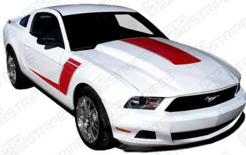 Ford Mustang Roush 427R Style Stripes Hood /& Sides 2005 2006 2007 2008 2009
