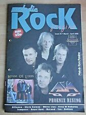 """ASIA - """"MELODIC ROCK FANZINE"""" 25/2008 (IT) - FRONTIERS-RECORDS - HOUSE OF LORDS"""
