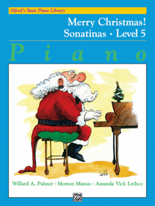 Book 5 2334 Alfred/'s Basic Piano Library Merry Christmas