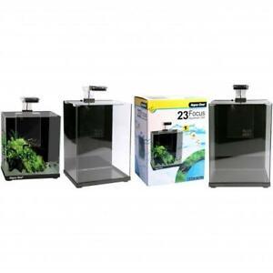 Aqua-One-Focus-23L-Glass-Aquarium-Black