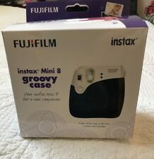 Fujifilm Groovy Case for Instax Mini 8 Camera (black)