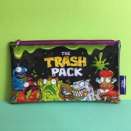 TRASH PACK grossery Gang Trashies giocattolo scuola astuccio o Figura Storage Bag