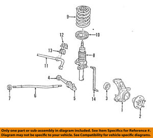 ford oem 95 02 windstar front suspension coil spring. Black Bedroom Furniture Sets. Home Design Ideas