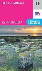 Landranger-69-Isle-of-Arran-OS-Landranger-Map-by-Ordnance-Survey-Map-Book