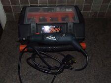 BLACK & DECKER guidata utensile rotante RT 550 con allegati dremmel