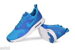 Adultes Air Tavas Chaussures Essential de sport Hommes Nouveau Running Baskets Nike Bleu Max wYC55Sq