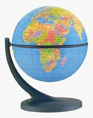 """Wonder Globe-gyroscopic Globe Ruota Su 2 Assi 11cm (4 3/8"""") £ Migliori Su -mostra Il Titolo Originale"""