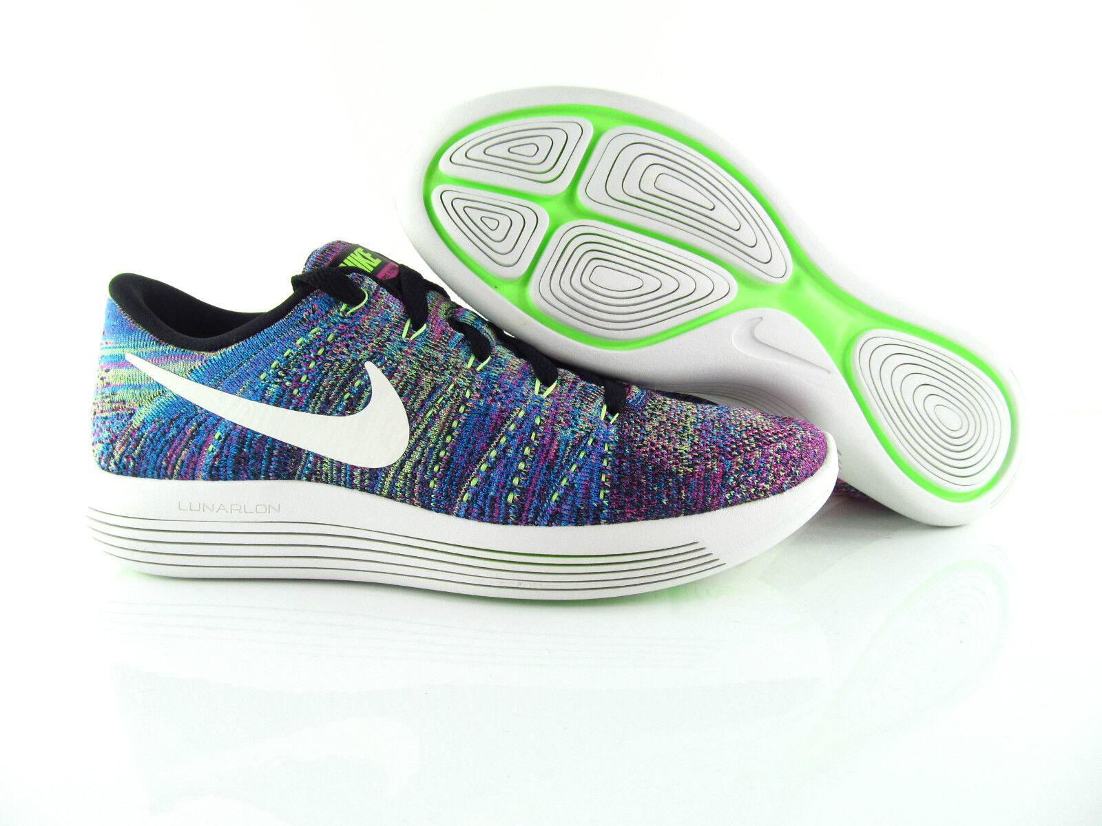 Nike Lunarepic Low Flyknit Multicolor Running US_6.5 UK_4 Eur_ 37.5