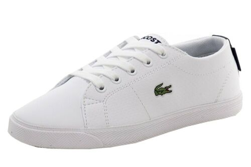 Lacoste Boy/'s Marcel Lace Up Fashion Sneakers Shoes
