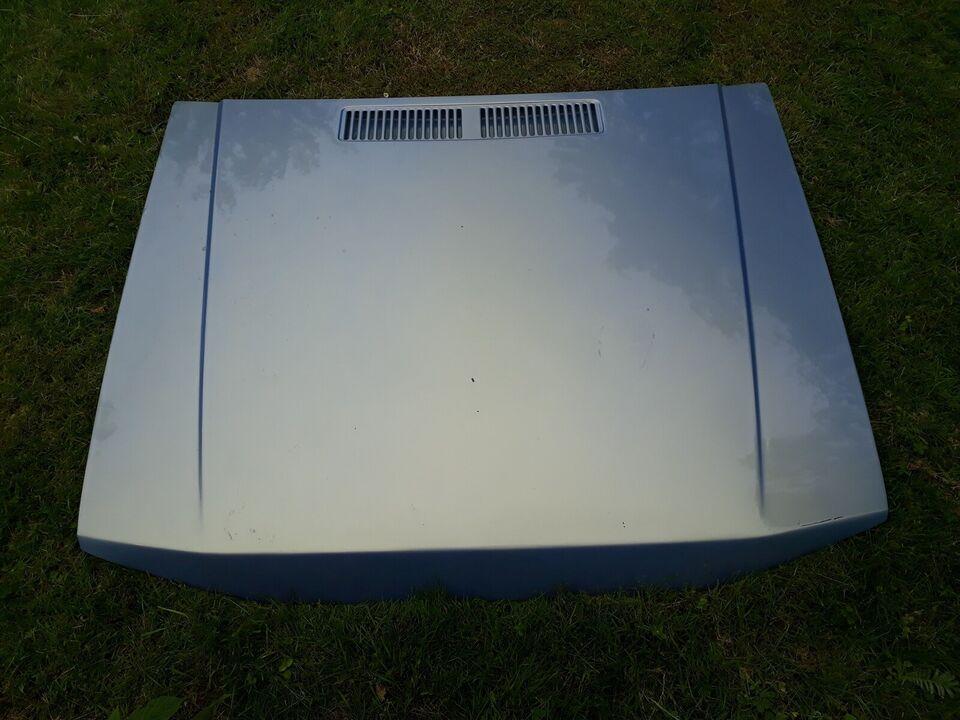 Plade- og karosseridele, Frontklap, Ford Escort Xr3i
