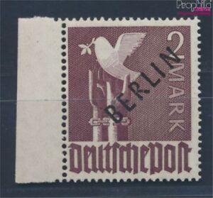 Berlin-West-18-geprueft-postfrisch-1948-Schwarzaufdruck-8717024